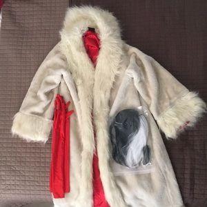 Disney Cruella De Vil Costume